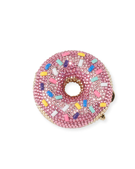 Image 1 of 4: Strawberry Donut Pill Box
