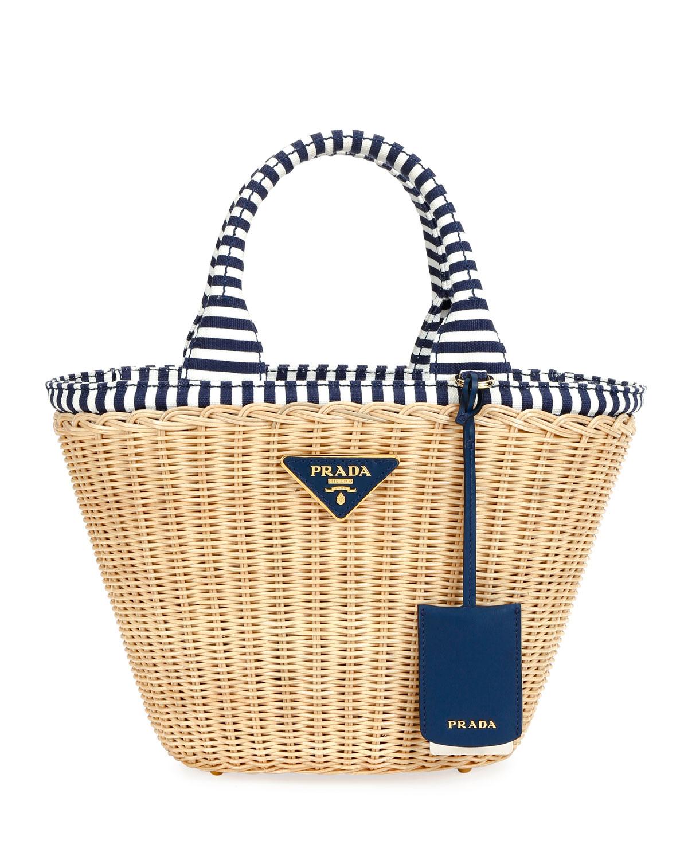 profiter de gros rabais mode attrayante fournir beaucoup de Small Basket Tote