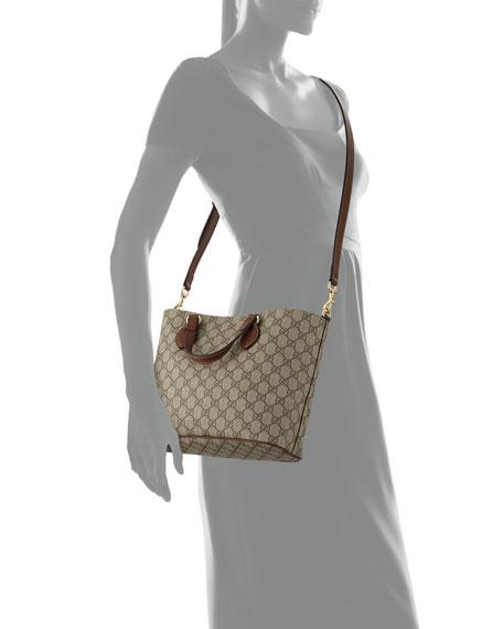 Gucci Eden Small GG Supreme Tote Bag