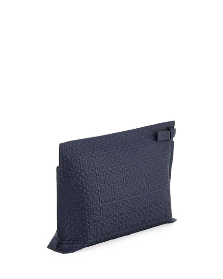 Loewe T Pouch Repeat Clutch Bag