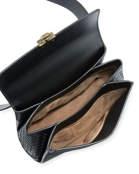 Bottega Veneta Piazza Small French Satchel Bag
