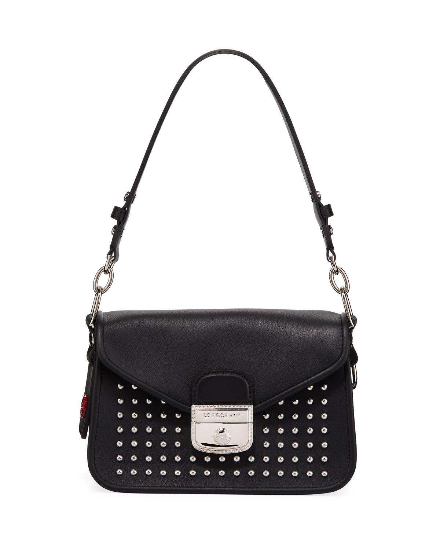 Mademoiselle Longchamp Rock Small Crossbody Bag