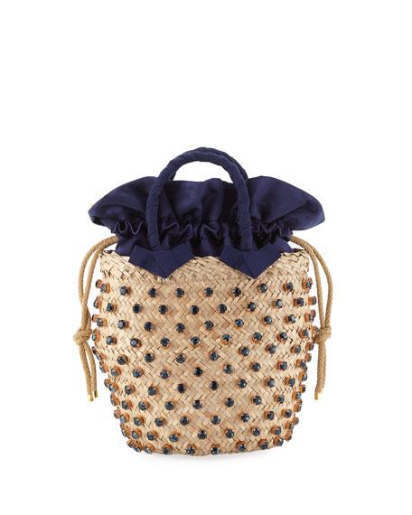 Le Nine Nina Small Bucket Bag