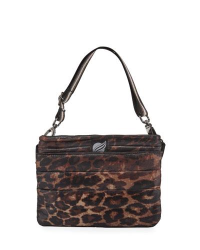 Bum Bag Leopard-Print Crossbody/Fanny Pack