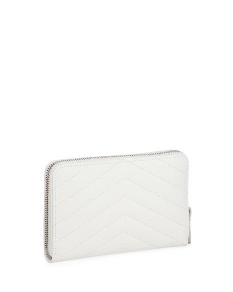 Saint Laurent Kate Monogram YSL Medium Wallet