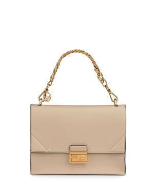 5eed1ff8bdc6 Fendi Kan Grace Matte Shoulder Bag