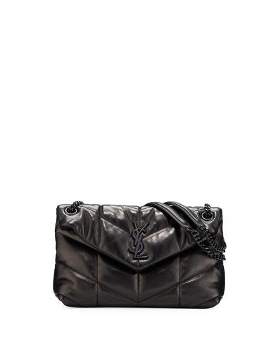 LouLou Monogram Quilted Shoulder Bag
