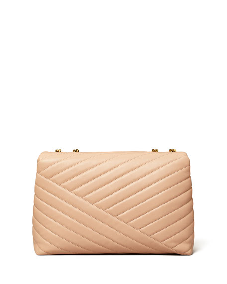 Image 3 of 5: Tory Burch Kira Chevron Quilted Shoulder Bag