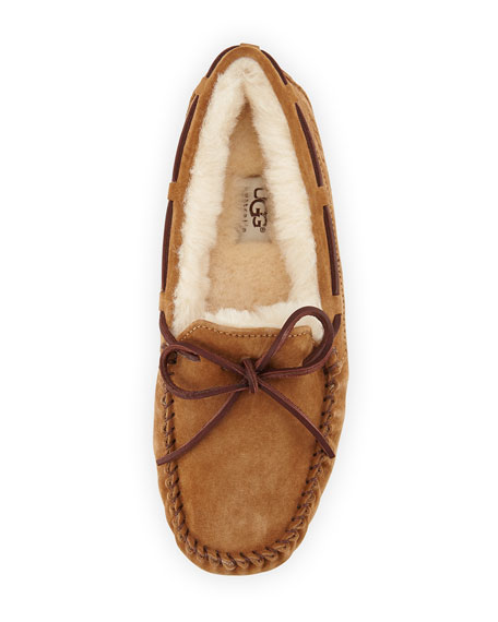 Dakota Driver Bow Slipper