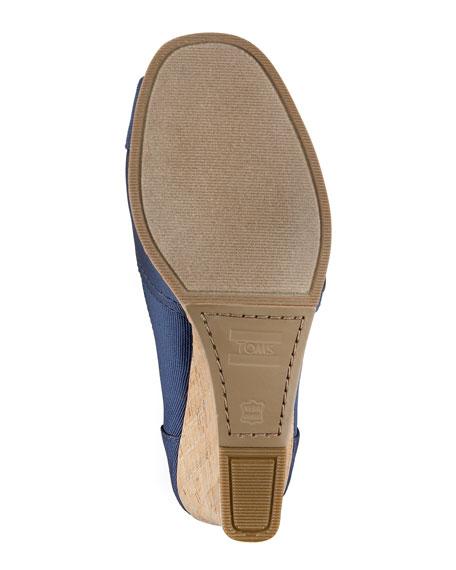 Rowan Cork Wedge Heel