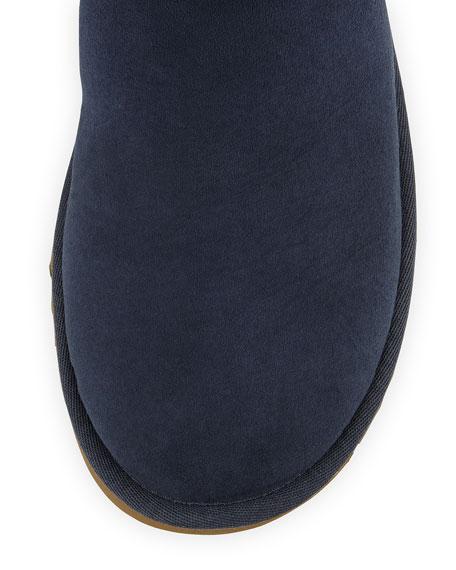 Classic Short Boot, Navy