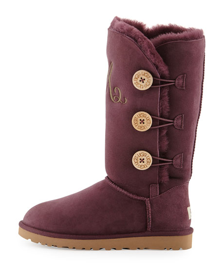 UGG Bailey Triple Button Boot, Port