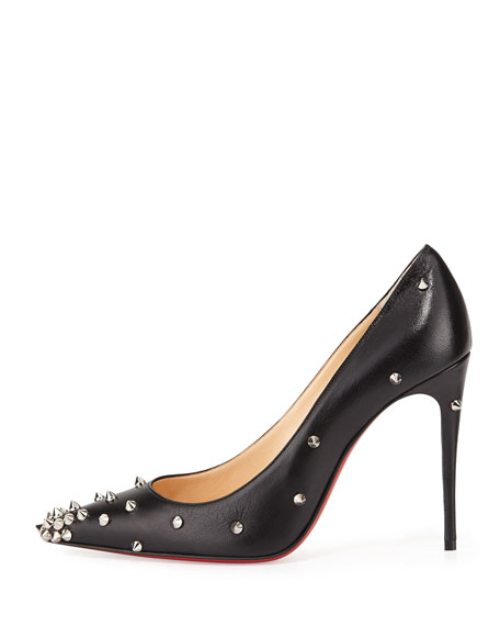 cheap louboutin shoes knockoffs - christian louboutin degraspike studded leather pumps, fake ...
