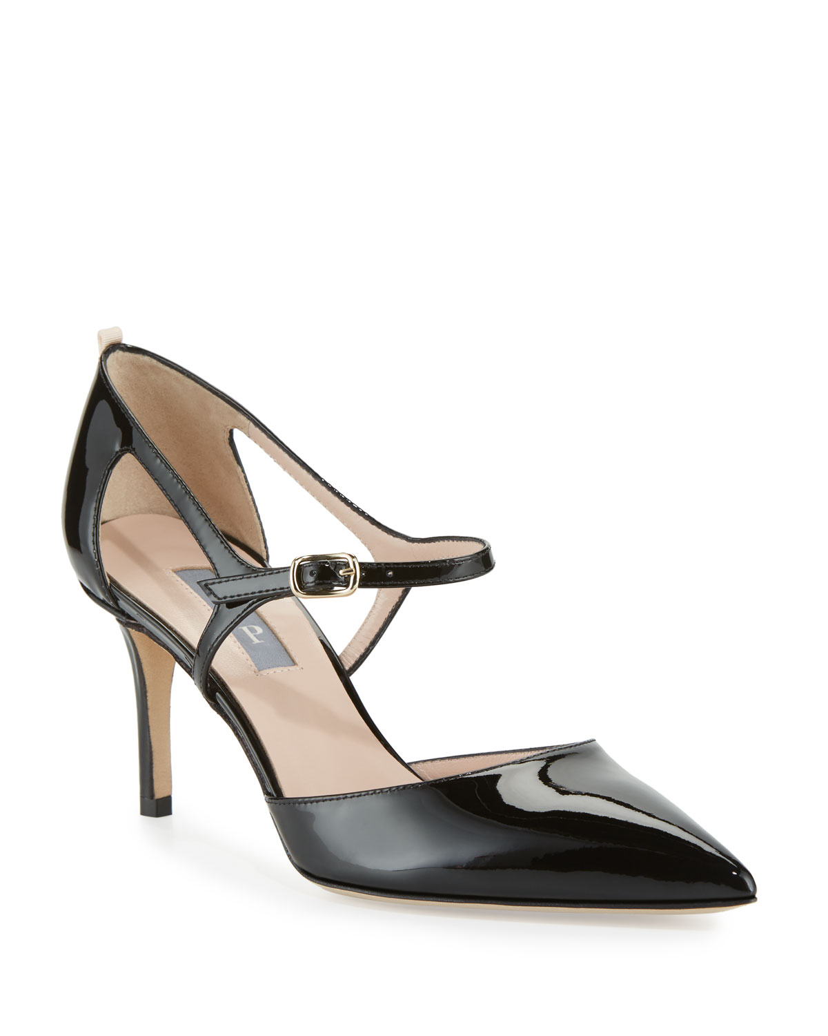 SJP by Sarah Jessica Parker Phoebe Patent Mary Jane Pumps 3ade20dfd0fb