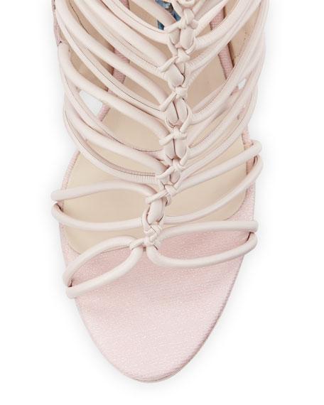Lacey Crystal Bridal Sandal