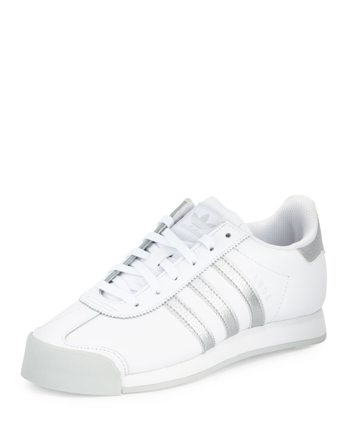 ebc434f0254731 Adidas Samoa Original Leather Sneaker