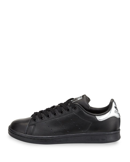 Stan Smith Fashion Sneaker, Black/Night Metallic