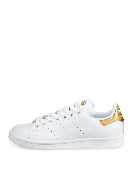 Stan Smith Fashion Sneaker, White/Tech Rust