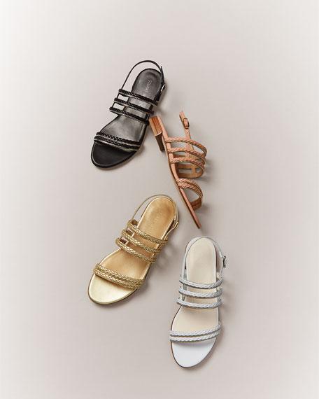 Linedrive Braided Chain Sandal