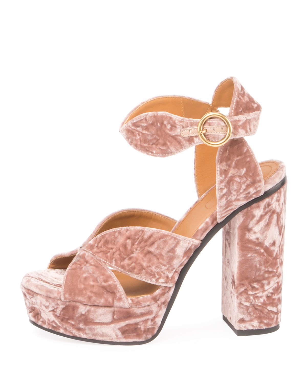 High Quality Buy Online Chloé Graphic Leaves velvet sandals Release Dates Cheap Online Pay With Visa Sale Online Cheap Sneakernews M0NMZ0Wsr