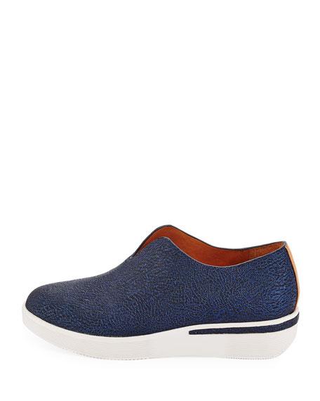 Hanna Crinkled Slip-On Sneaker