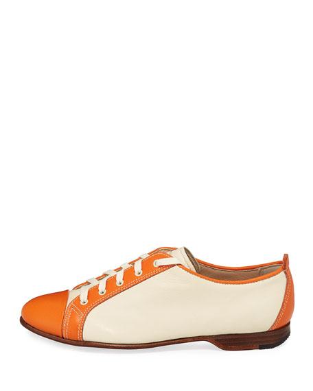 Gravati Colorblock Smooth Leather Sneaker
