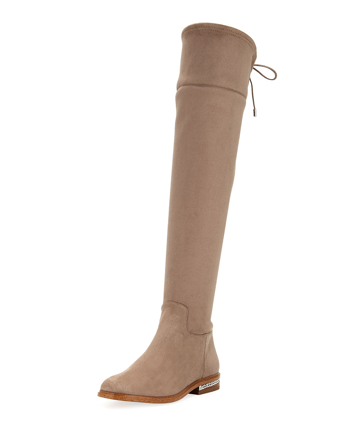 8a504cfccfd MICHAEL Michael Kors Jamie Sueded Over-the-Knee Boot