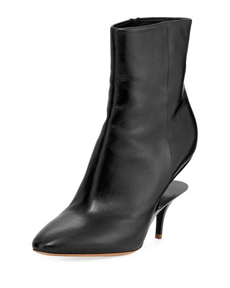 Maison Margiela Split-Heel Calf 85mm Booties