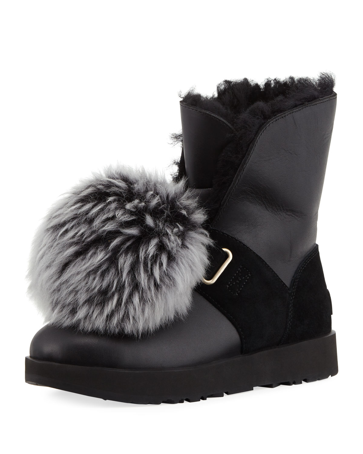 f26ff14a8b8 Isley Water-Resistant Boot with Removable Pompom