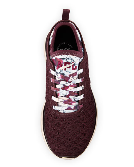 Techloom Phantom Knit Low-Top Sneakers