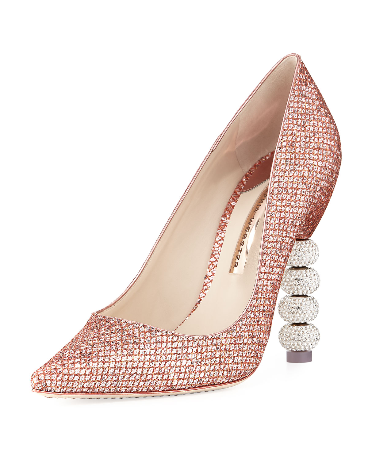 731d1cc21e6 Sophia Webster Coco Crystal-Embellished Major Pumps