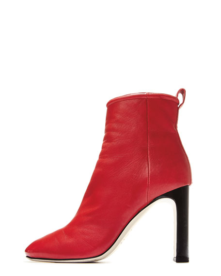 Ellis Leather Ankle Boot