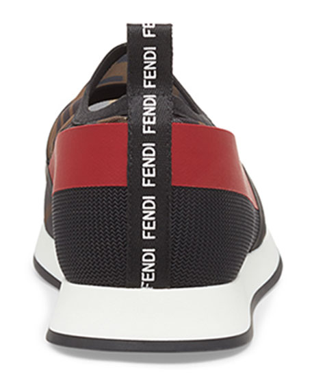 bc9df84099e Image 4 of 4  Runway Mesh FF Trainer Sneakers