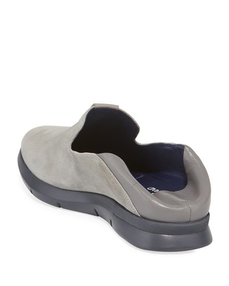Image 4 of 4: Cole Haan Grand Horizon Slip-On Sneakers, Gray