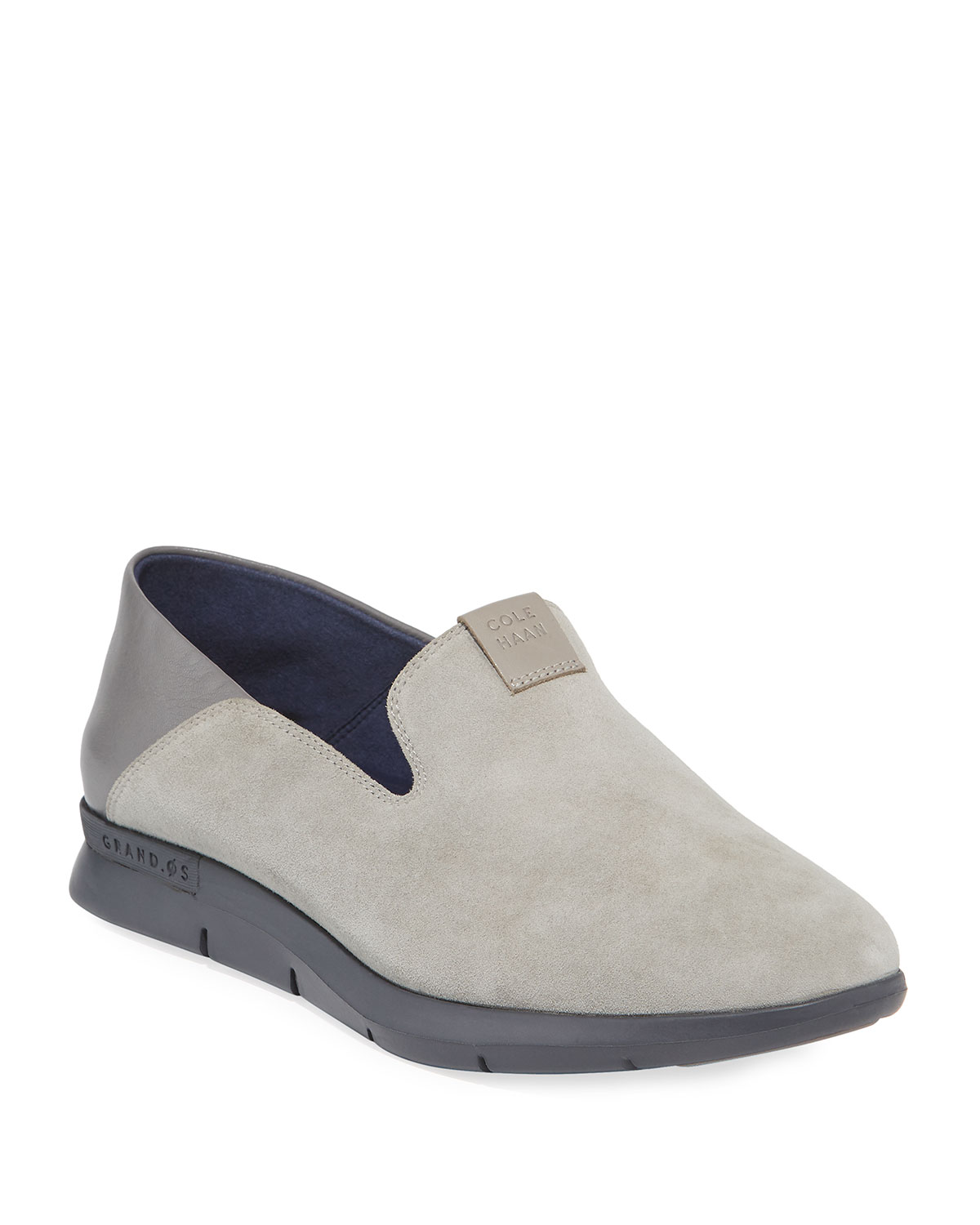 Cole Haan Grand Horizon Slip-On Sneakers, Gray
