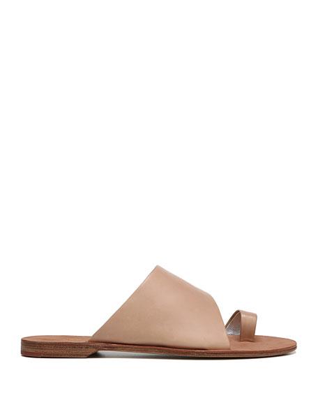 Brittany Slide Flat Sandal