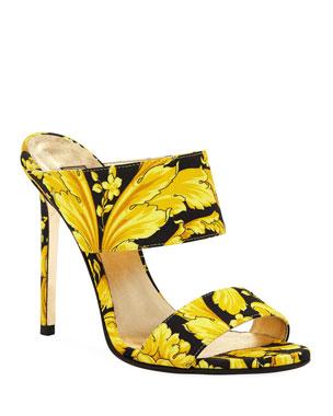 Neiman Women's Versace At Shoes Marcus TKFJ1cl