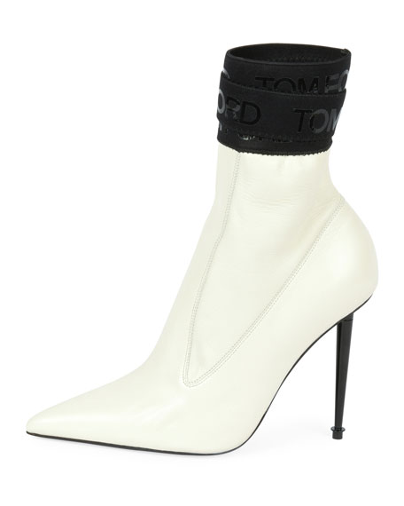 Smooth Booties with TF Stretch-Trim