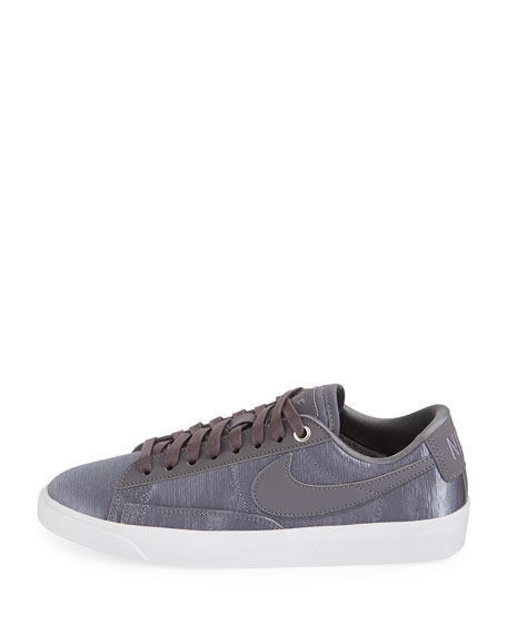 Women's Blazer Leather Low-Top Sneakers