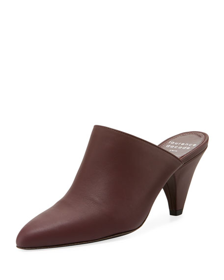 Laurence Dacade Stefany Smooth Calf Mule