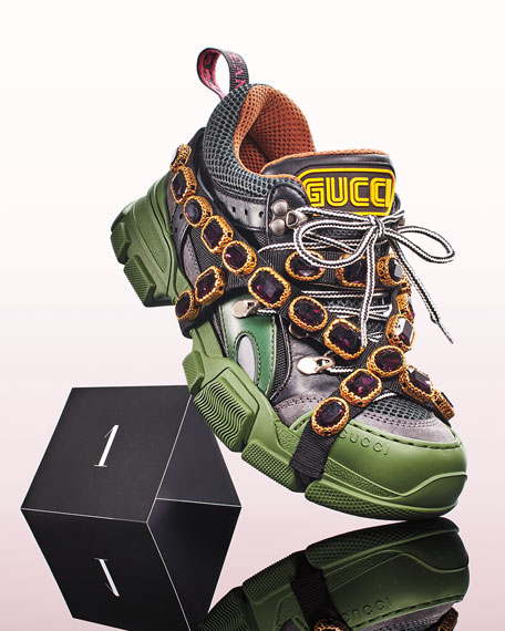 Flashtrek Hiker Sneaker With Chain Strap