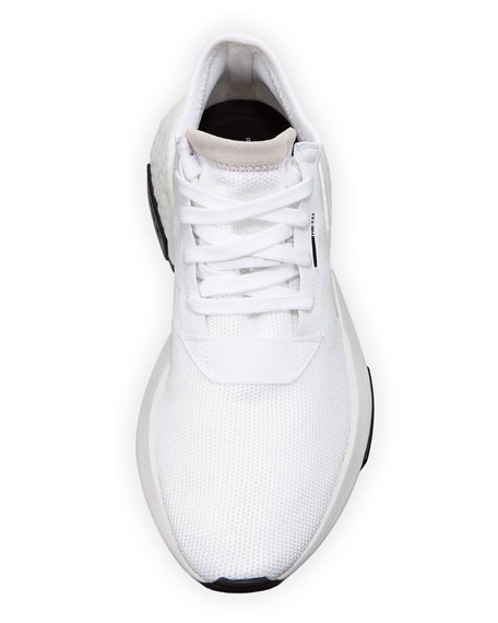 Adidas Mesh-Knit Lace-Up Sneakers