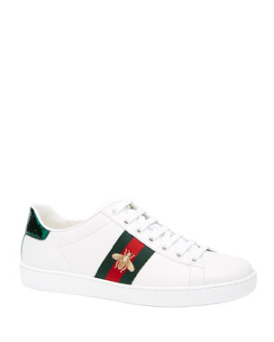 women s designer sneakers at neiman marcus Ladies Free Runs Red gucci bee sneaker