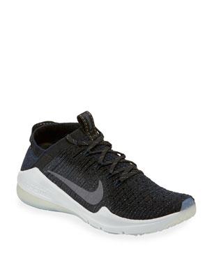 premium selection cf576 680d5 Nike Air Zoom Fearless FlyKnit 2 Metallic Sneakers