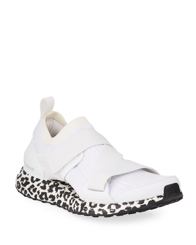 cddedef7 adidas by Stella McCartney Ultraboost X Fabric Sneakers, White/Black ...