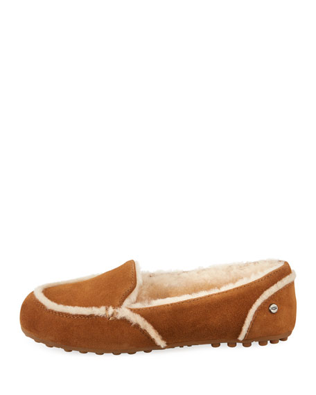 UGG Hailey Shearling Slippers