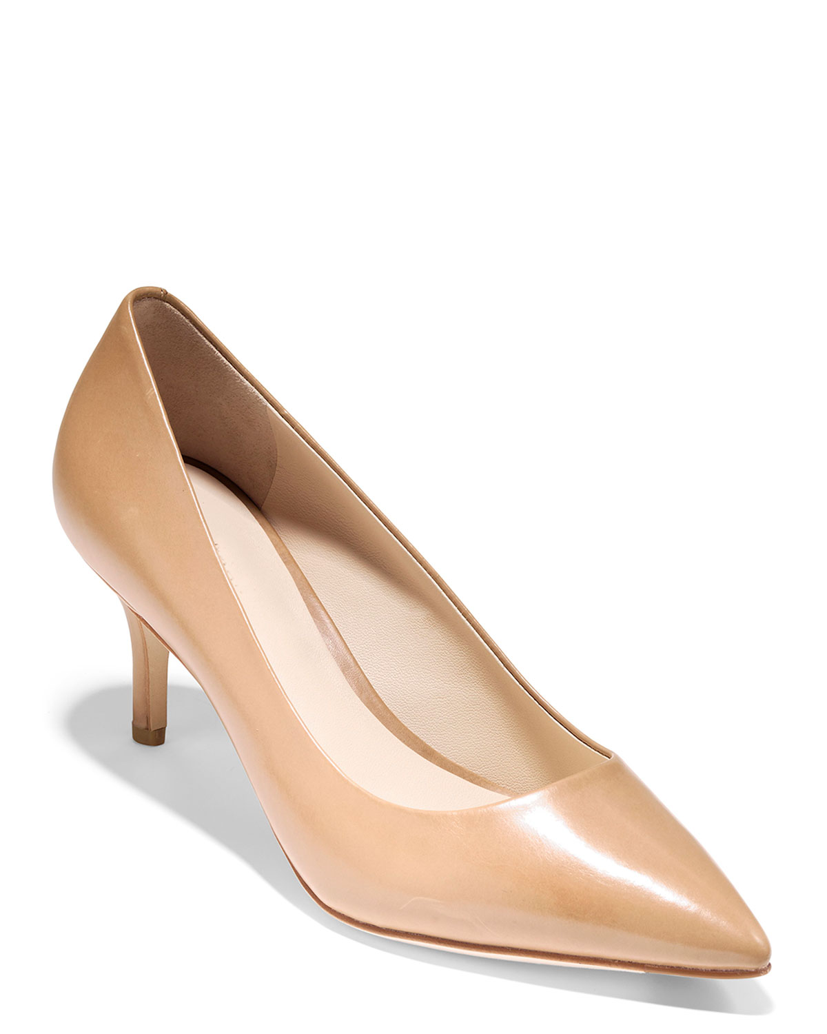 Cole Haan Vesta Grand Leather Point-Toe