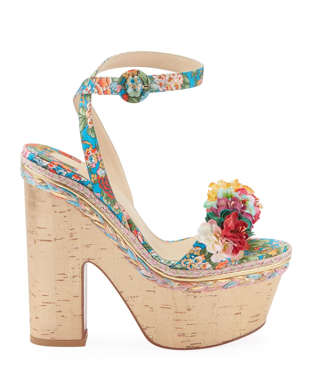 5f8d161c8ee Arielle Sevillana Red Sole Sandals
