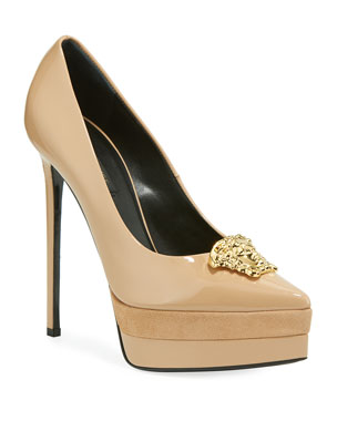 6ff18084fd Versace Women's Shoes at Neiman Marcus