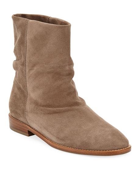 Aquatalia Caleigh Weatherproof Suede Boots by Aquatalia